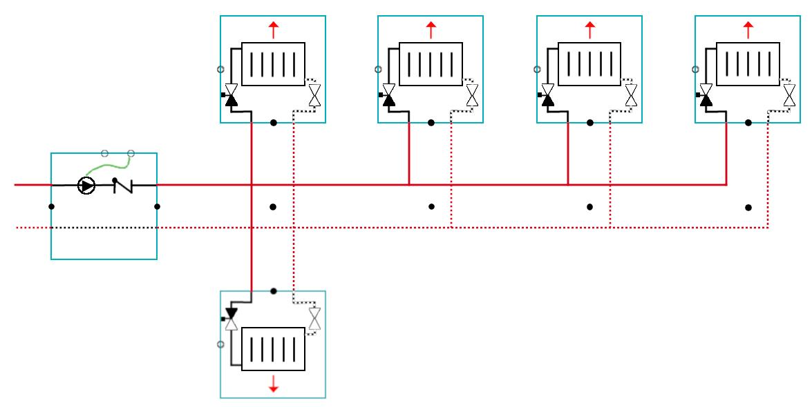 Hysopt central pump