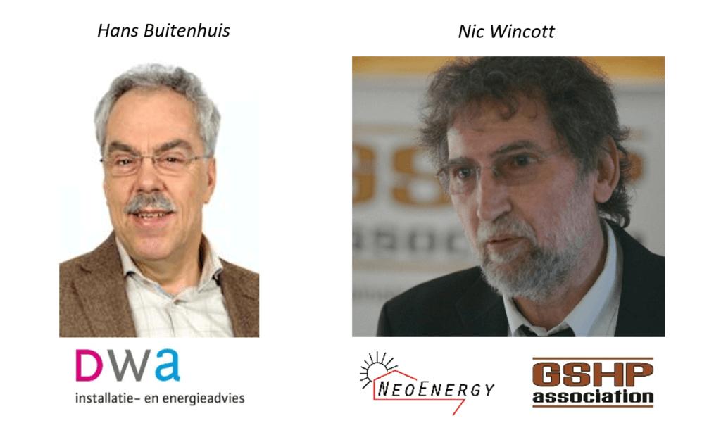 Hysopt Hans Buitenhuis Nic Wincott