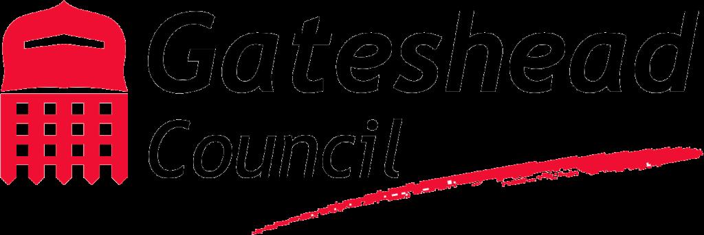 Gateshead Council Logo - Hysopt
